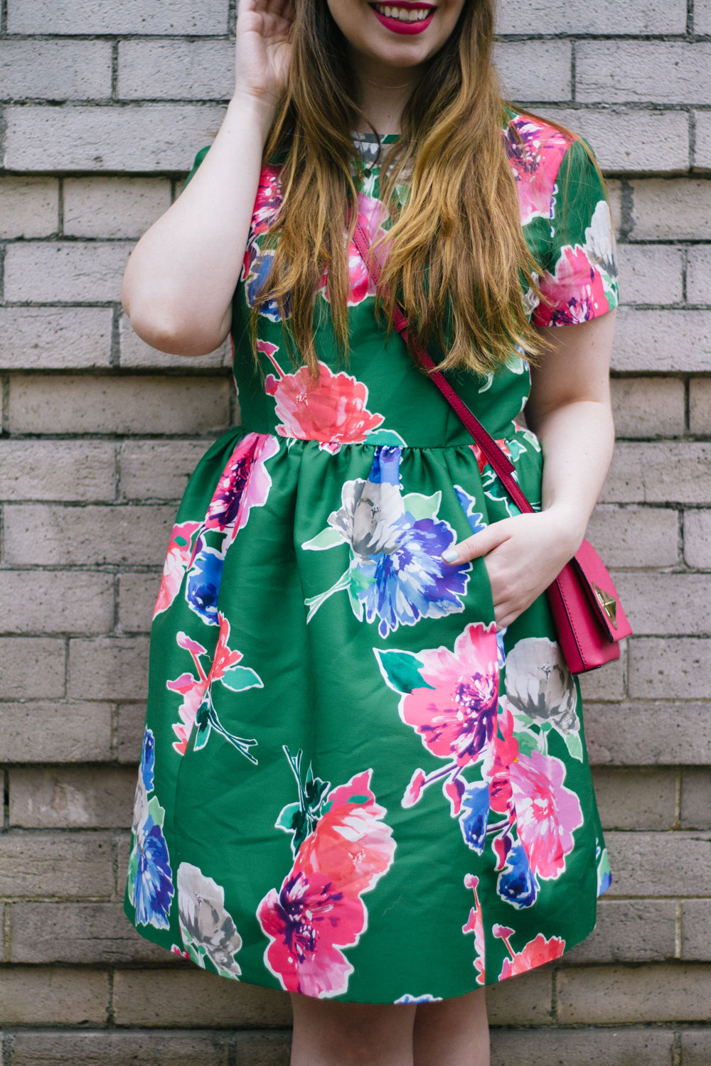 Kate Spade Stelli Dress // Outlet Mall Shopping Deals // Hello Rigby Seattle Fashion & Style Blog