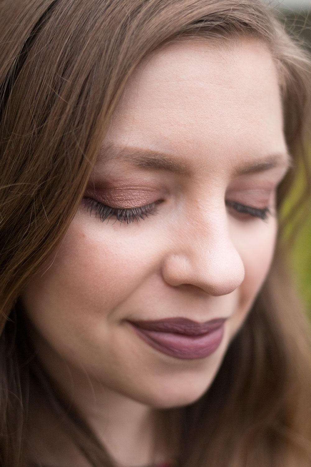 ColourPop Review & Makeup Look: Kapow, Lumiere, & Where the Night Is Eyeshadow Quad // Hello Rigby Seattle Beauty & Makeup Blog