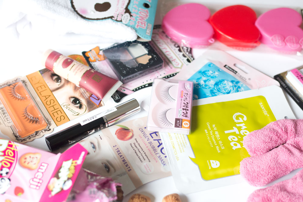 Daiso Makeup Haul Mini Reviews Seattle Beauty Blog
