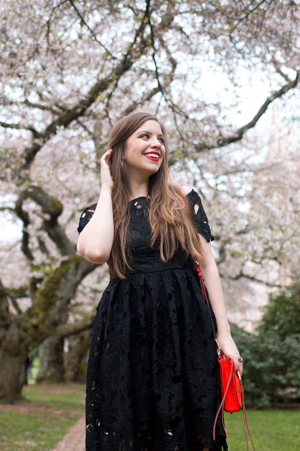 How to Style a Formal Dress for a Casual Night Out // Hello Rigby Seattle Fashion & Style Blog
