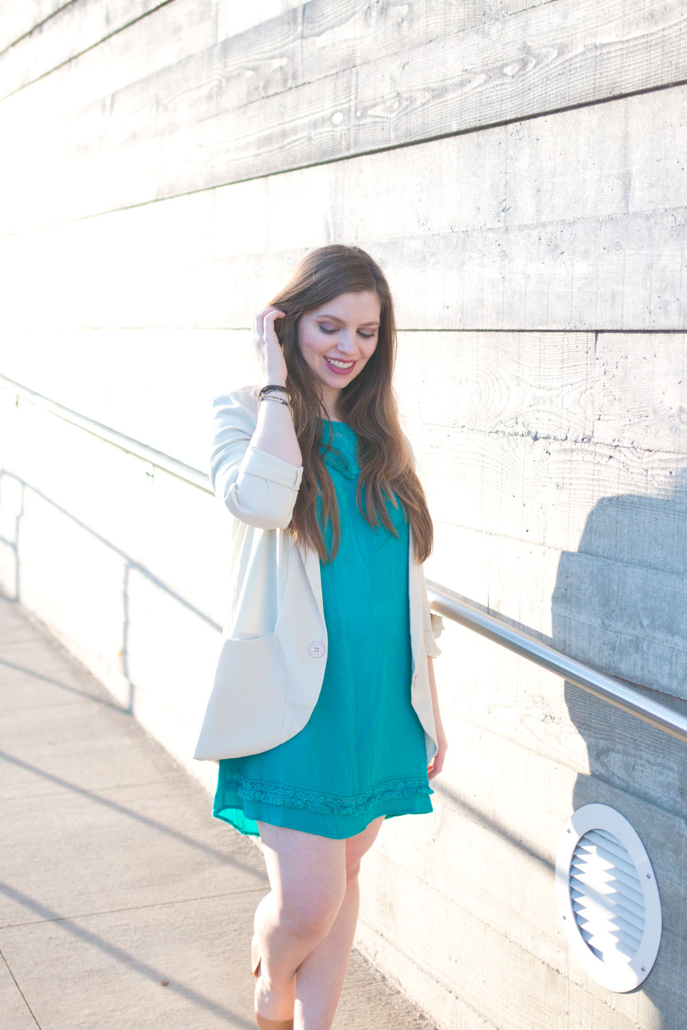 One Dress Three Ways Business Casual Outfit // Hello Rigby Seattle Fashion & Style Blog