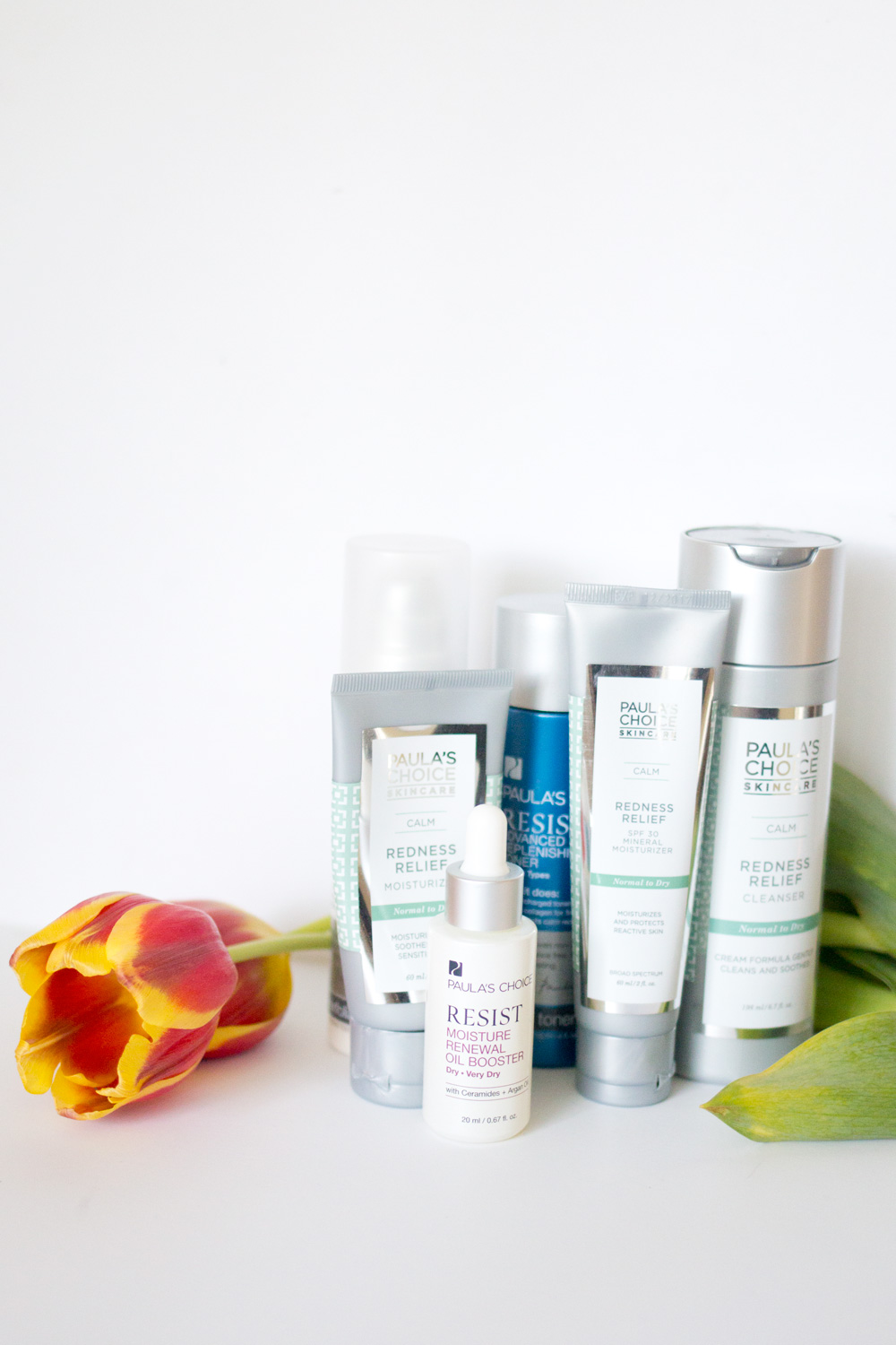 Paula's Choice Review: Dry Combination Spring Skincare Routine // Hello Rigby Seattle Beauty & Skincare Blog