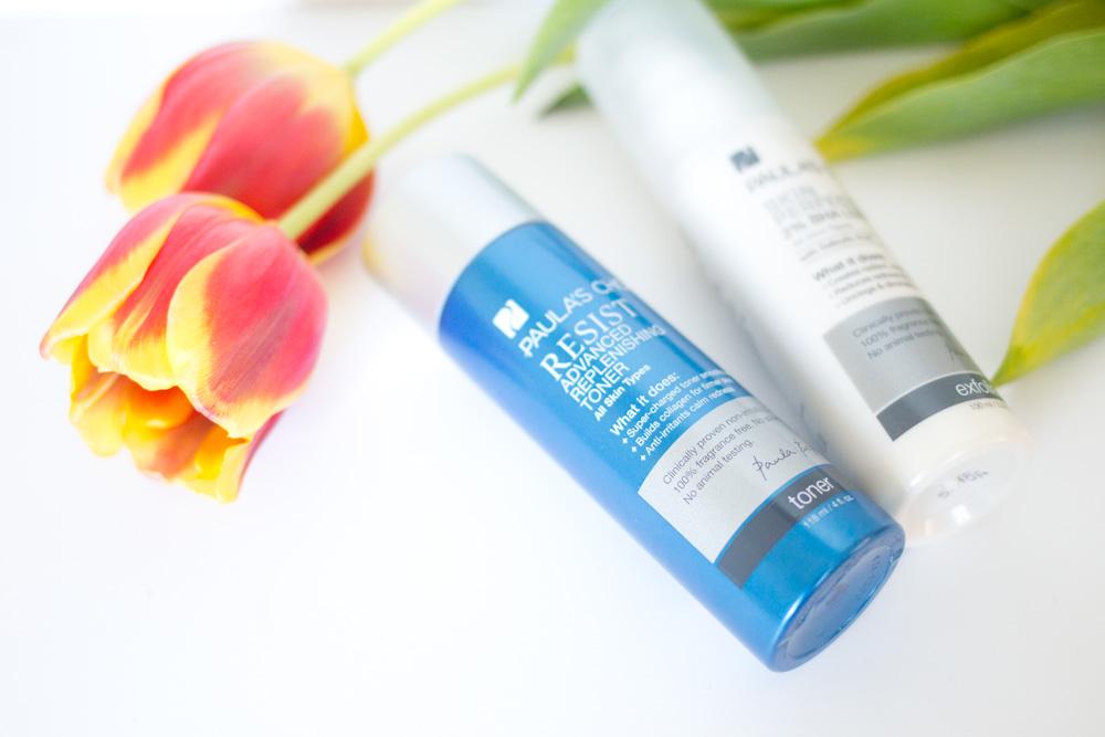 Paula's Choice Review: RESIST Advanced Replenishing Toner & 2% BHA Lotion // Hello RIgby Seattle Beauty & Skincare Blog