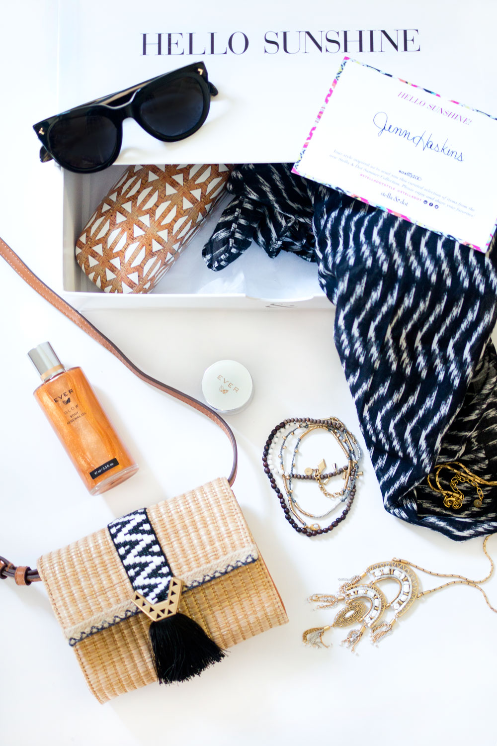 Stella & Dot Summer Collection Curated Box Launching April 7th, 2016 // Hello Rigby Seattle Fashion & Style Blog
