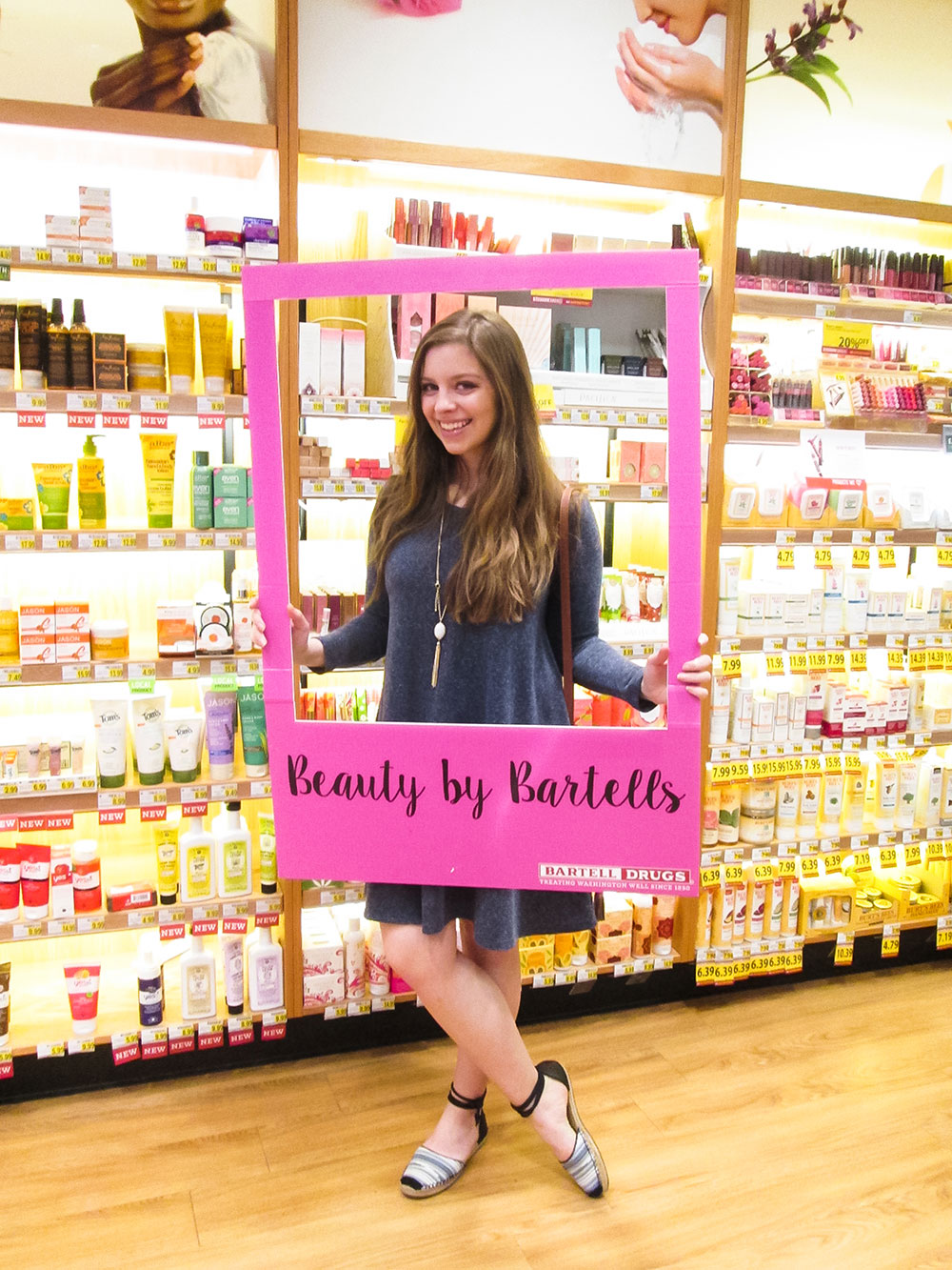 Beauty by Bartells // Spring Bartell Drugs Beauty Event