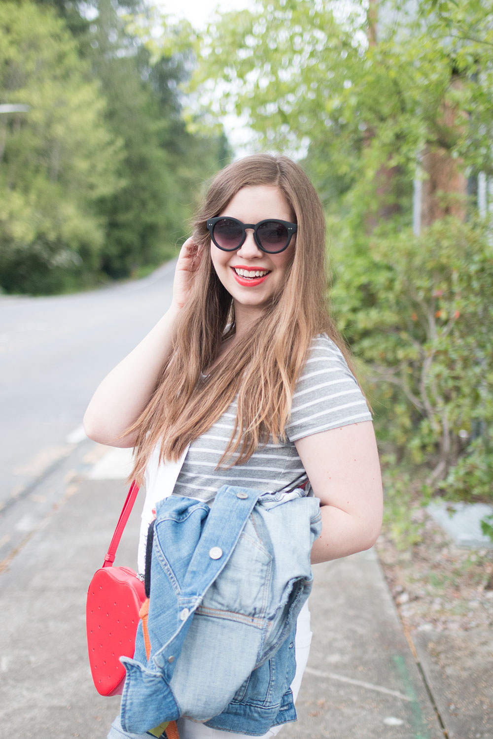 How to Wear Overalls for Summer // Hello Rigby Seattle Fashion & Style Blog