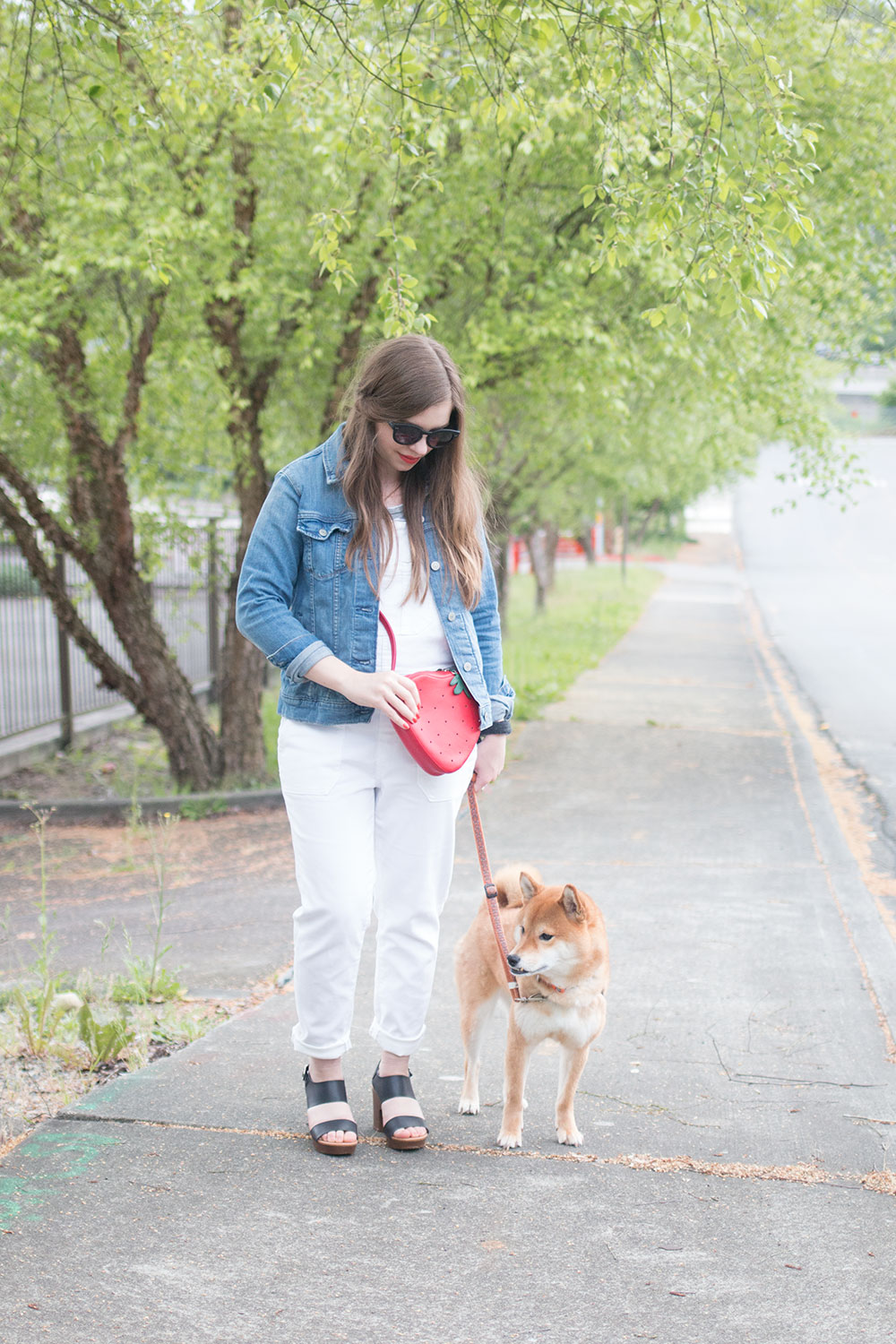 How to Wear Overalls with Basics // Hello Rigby Seattle Fashion Blog