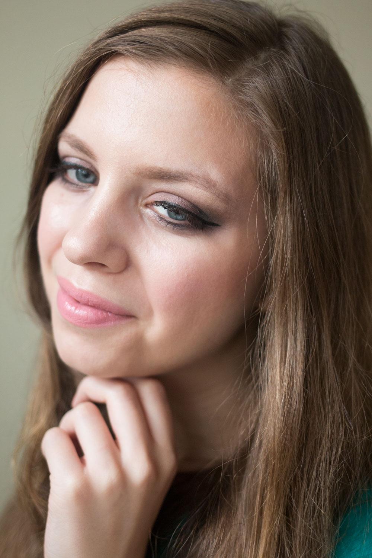 Jouer Cosmetics Review: Smokey Eye Tutorial // Hello Rigby Seattle Beauty Blog