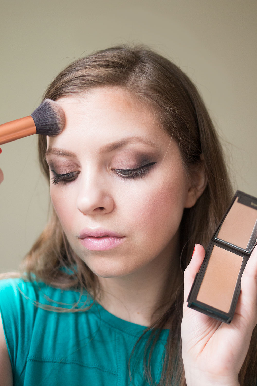 Jouer Cosmetics Review: Sunswept Mattifying Powder Bronzer // Hello Rigby Seattle Beauty Blog