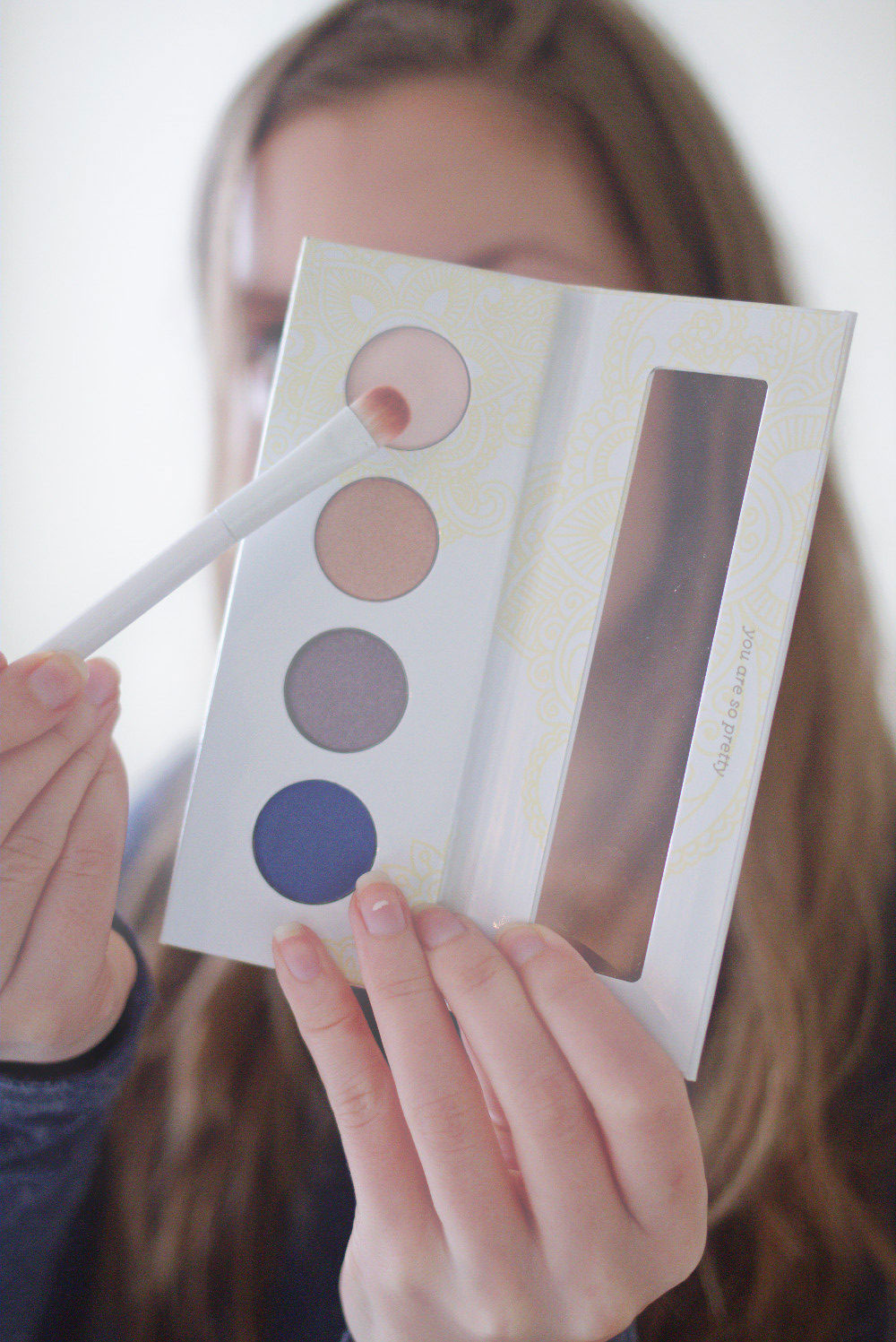 Pacifica Mystical Eye Brightening Palette // Hello Rigby Seattle Beauty Blog