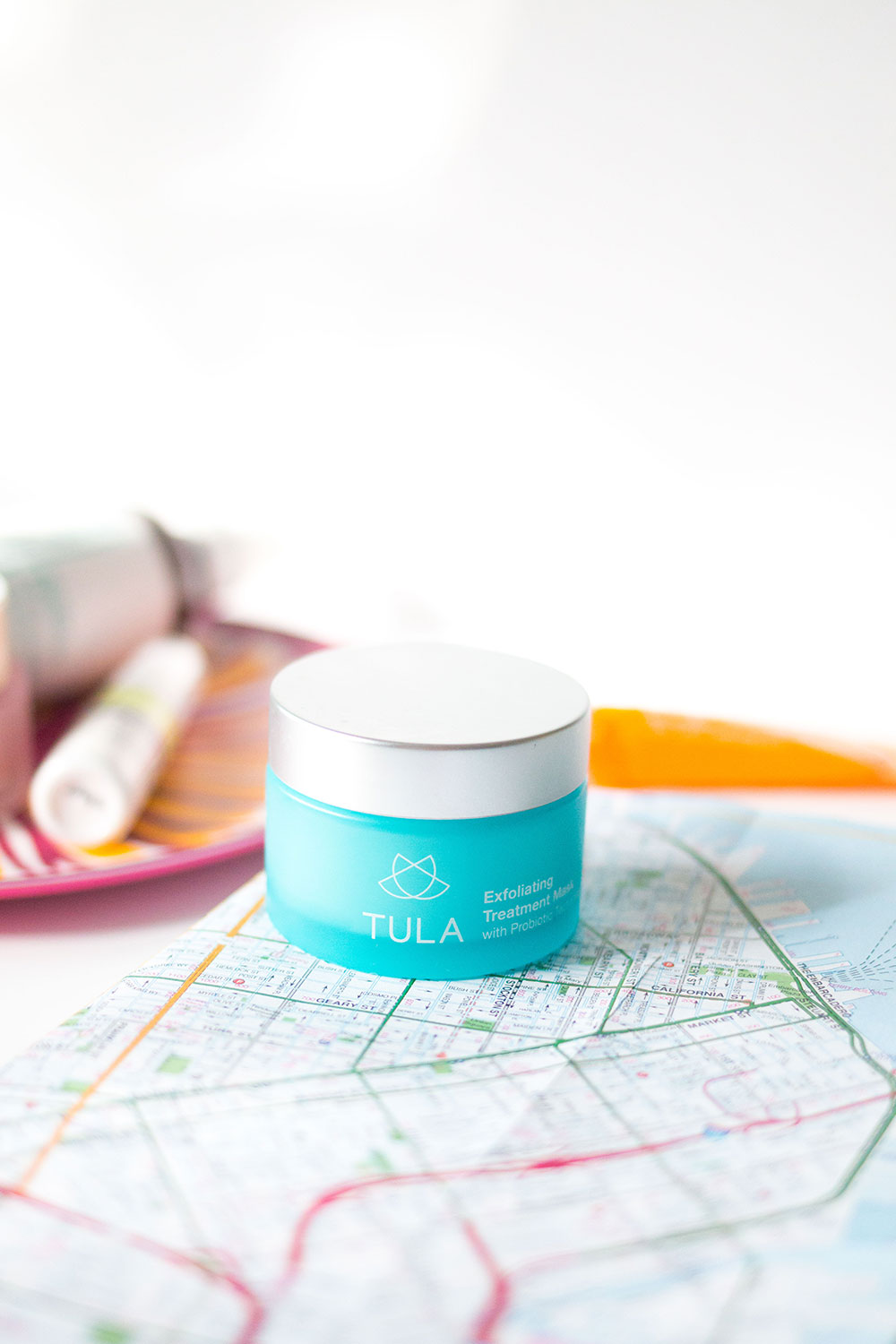 TULA Exfoliating Treatment Mask Review // Hello Rigby Seattle Beauty Blog