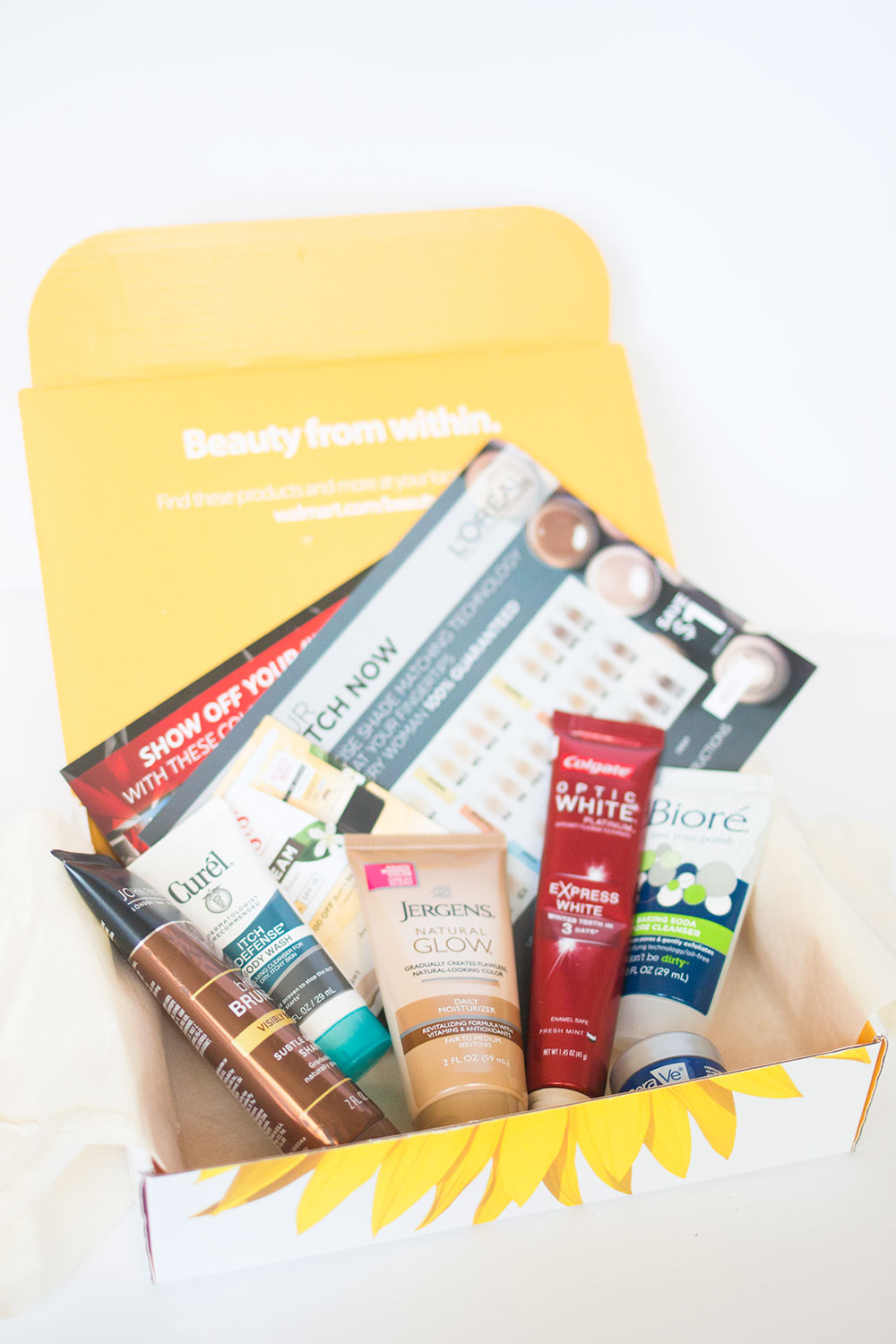 Walmart Spring 2016 Beauty Box Unboxing and Review // Hello Rigby Seattle Beauty Blog