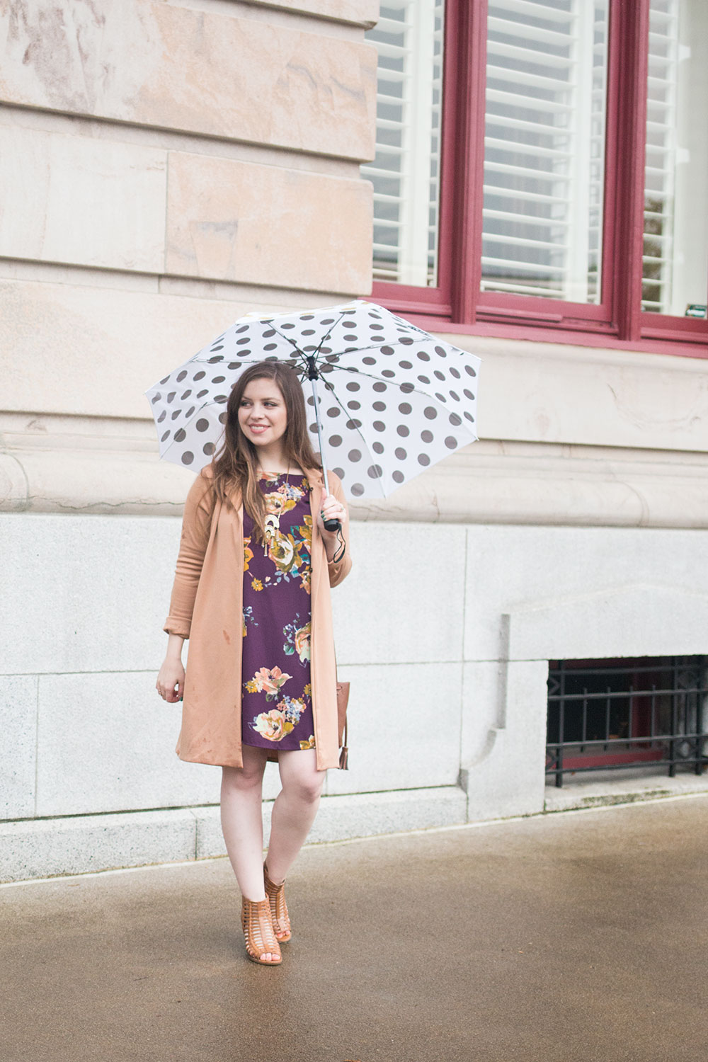 What to Wear on a Rainy Day for Spring // Hello Rigby Seattle Style Blog