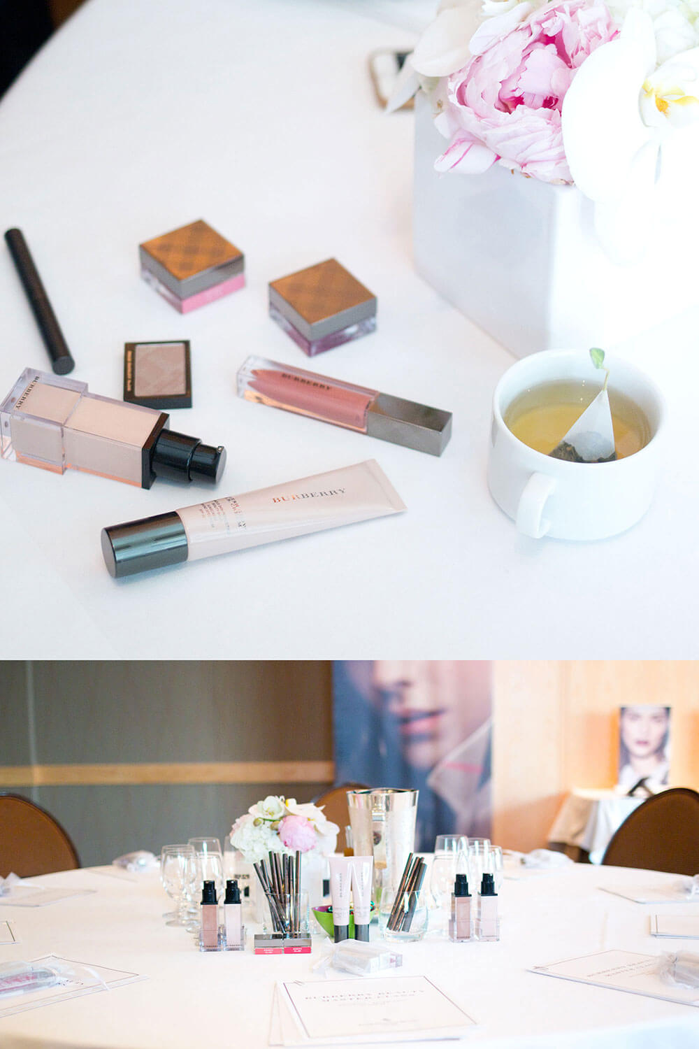 Burberry Beauty Master Class at Four Seasons Seattle // Hello Rigby Seattle Beauty Blog