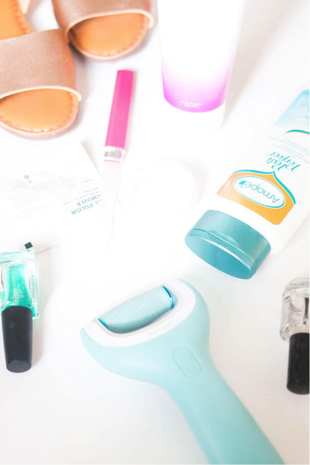 DIY Pedicure Essential Tools // Hello Rigby Seattle Beauty Blog