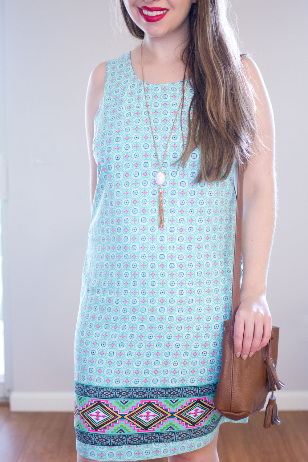 Stitch Fix June 2016 Review: Skies are Blue Aleeda Dress // Hello Rigby Seattle Fashion Blog