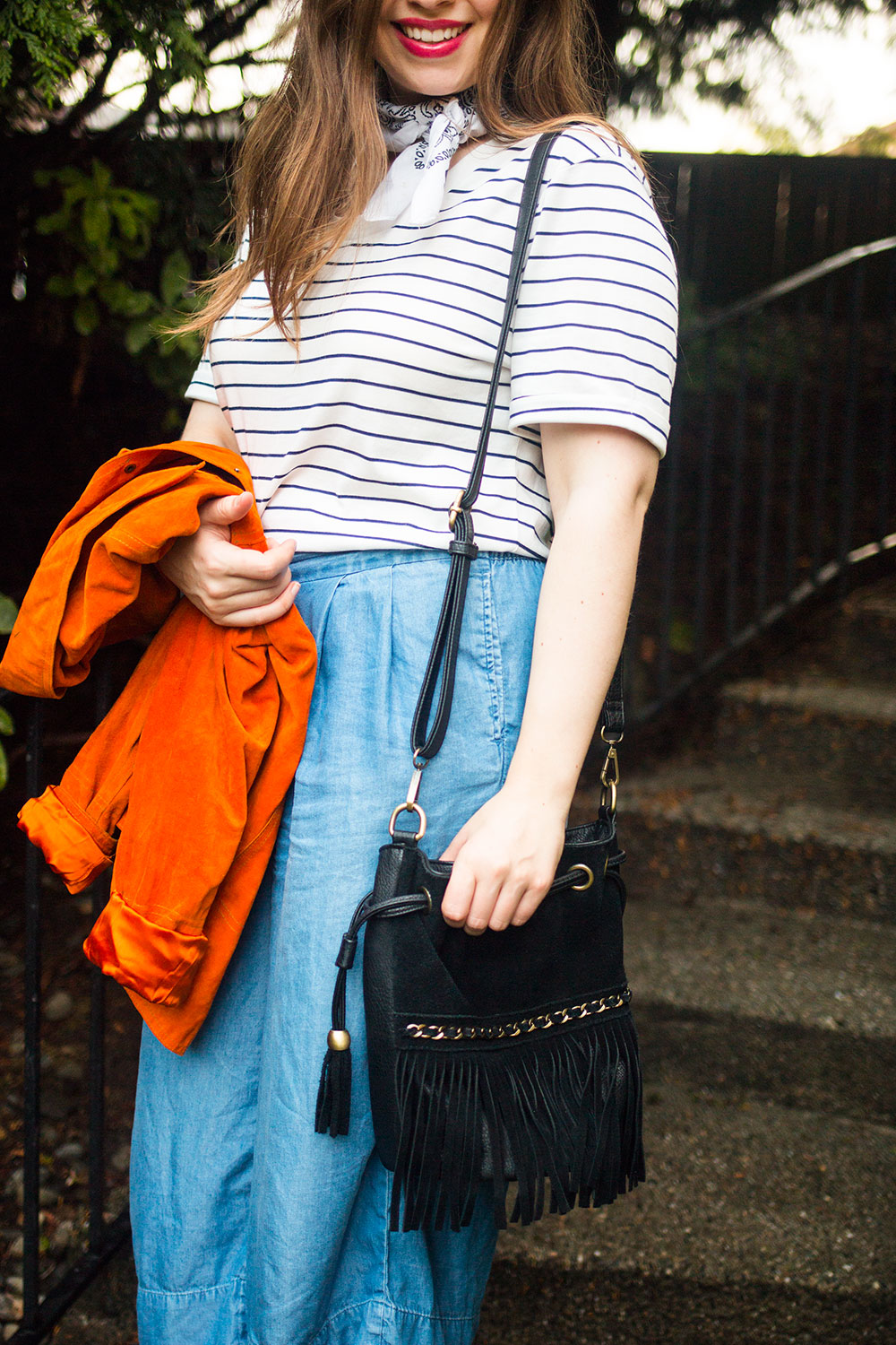 How to Wear Culottes for Everyday // Hello Rigby Seattle Fashion Blog