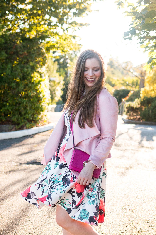 Tips to Dress Down a Fancy Dress // Hello Rigby Seattle Fashion Blog