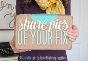 Share Pics of Your Stitch Fix Link Up Button