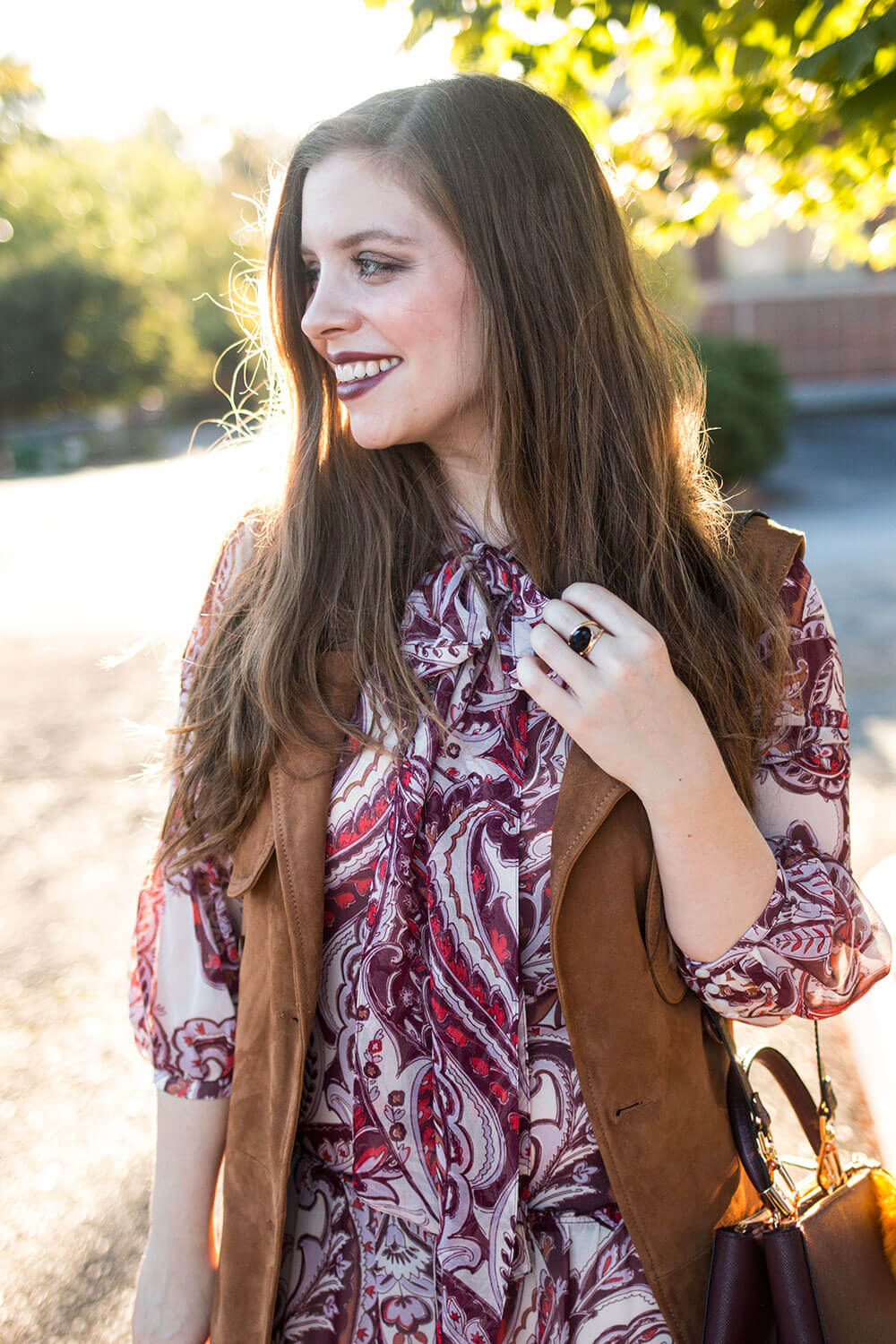 Back to School Outfit Idea from the Outlet Collection in Auburn // Seattle Fashion Blog