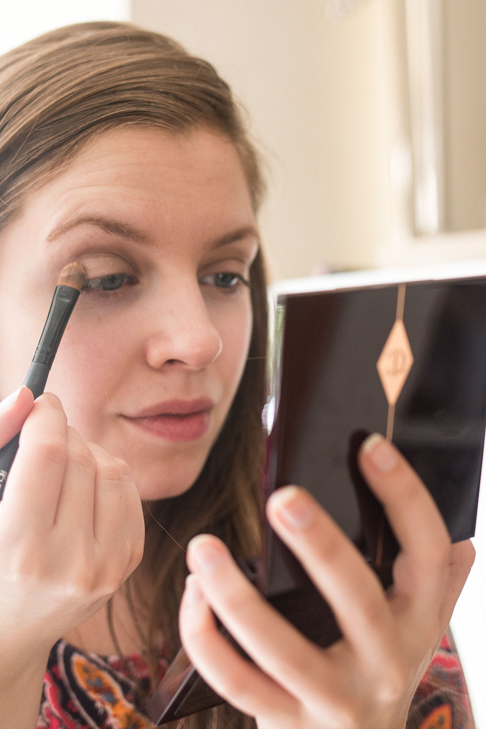 Charlotte Tilbury Eyeshadow Review & Tutorial // Hello Rigby Seattle Beauty Blog