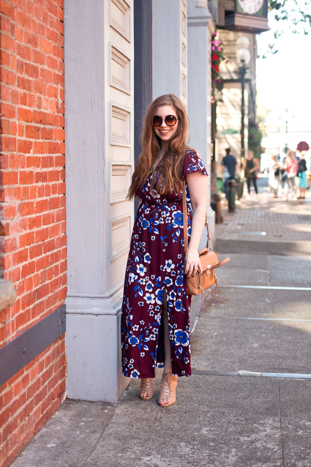 How to Wear a Maxi Dress // Hello Rigby Seattle Fashion Blog