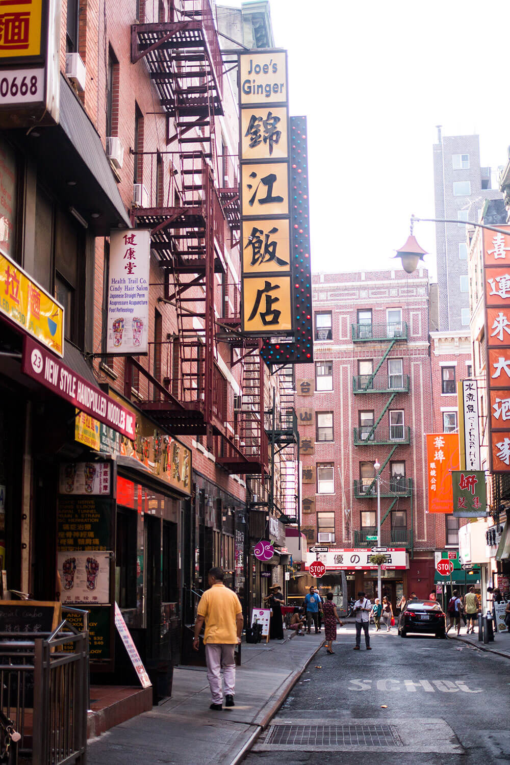 A Day in NYC: Chinatown // Hello Rigby Seattle Travel Blog
