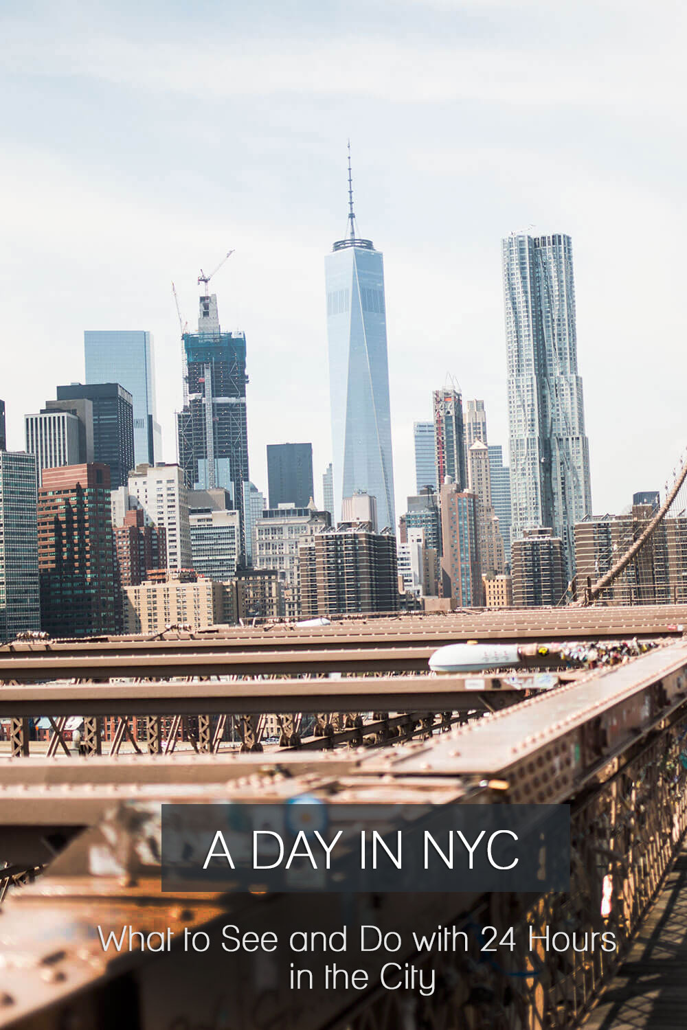 A Day in NYC: What to do With 24 Hours in the City // Hello Rigby Seattle Fashion and Travel Blog