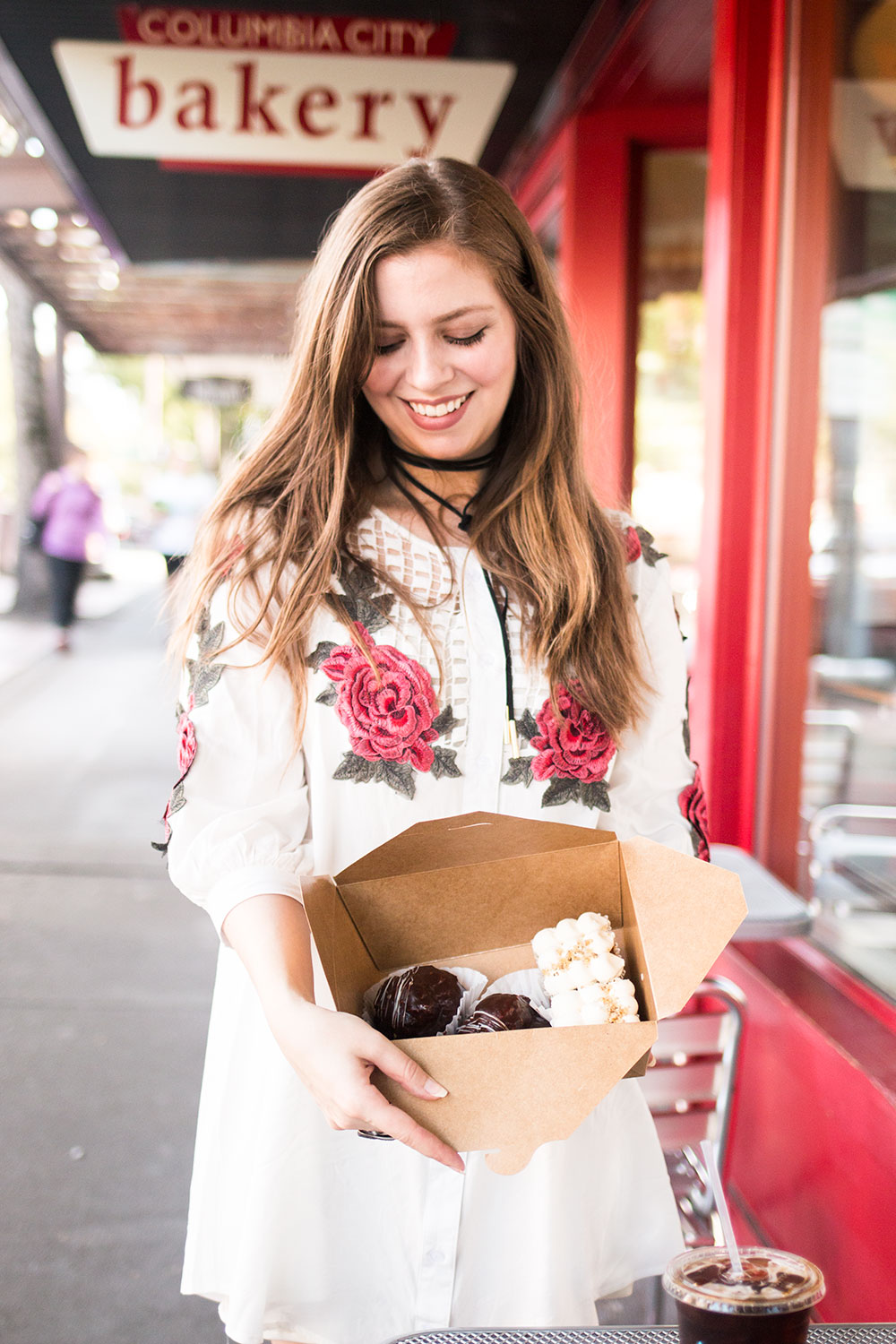 Columbia City Bakery in Seattle // Hello Rigby Seattle Fashion Blog