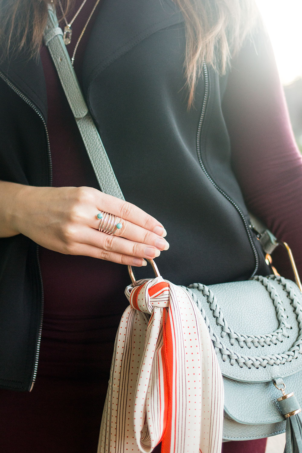 How to Accessorize an Outfit // Hello Rigby Seattle Fashion Blog