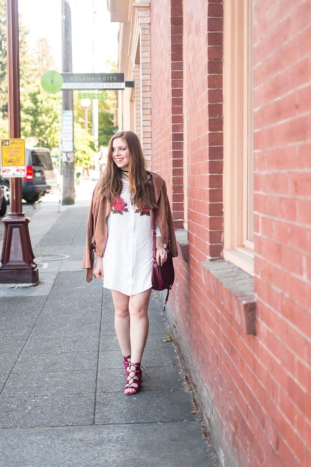 How to Dress in Columbia City Seattle // Hello Rigby Seattle Fashion Blog