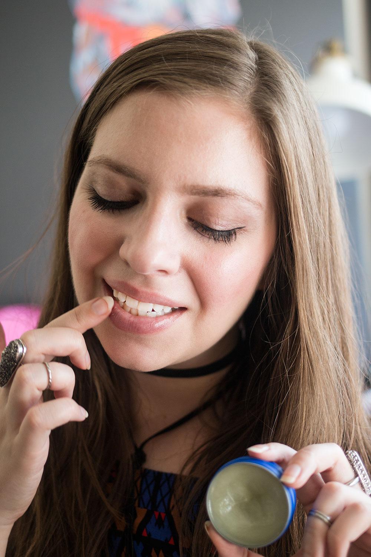 Make Lips Look Bigger by Moisturizing // Hello Rigby Seattle Beauty Blog