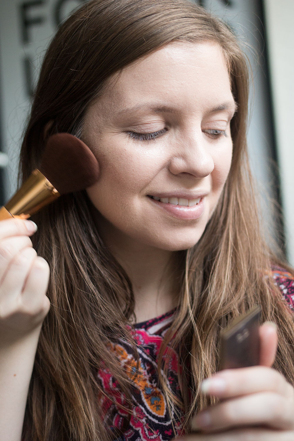 Tarte Cosmetics Bronze and Glow Contour Brush and Amazonian Clay Waterproof Bronzer in Park Avenue Princess Review // Hello Rigby Seattle Beauty Blog
