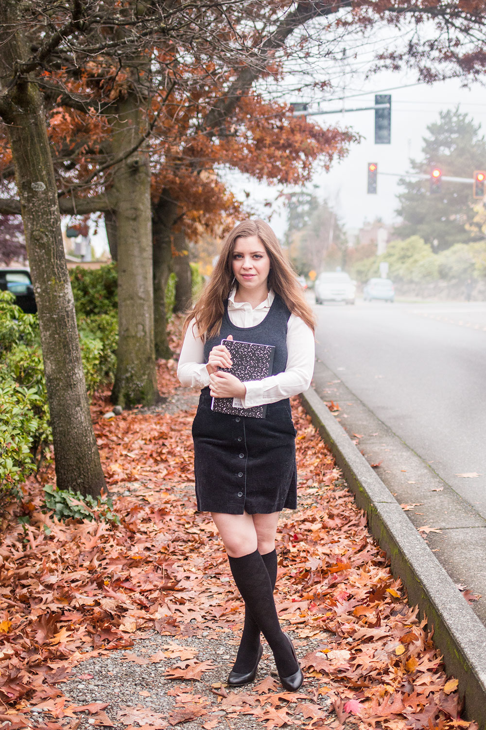 DIY Cher Horowitz Clueless Costume // 90s Costume Ideas // Hello Rigby Seattle Fashion Blog