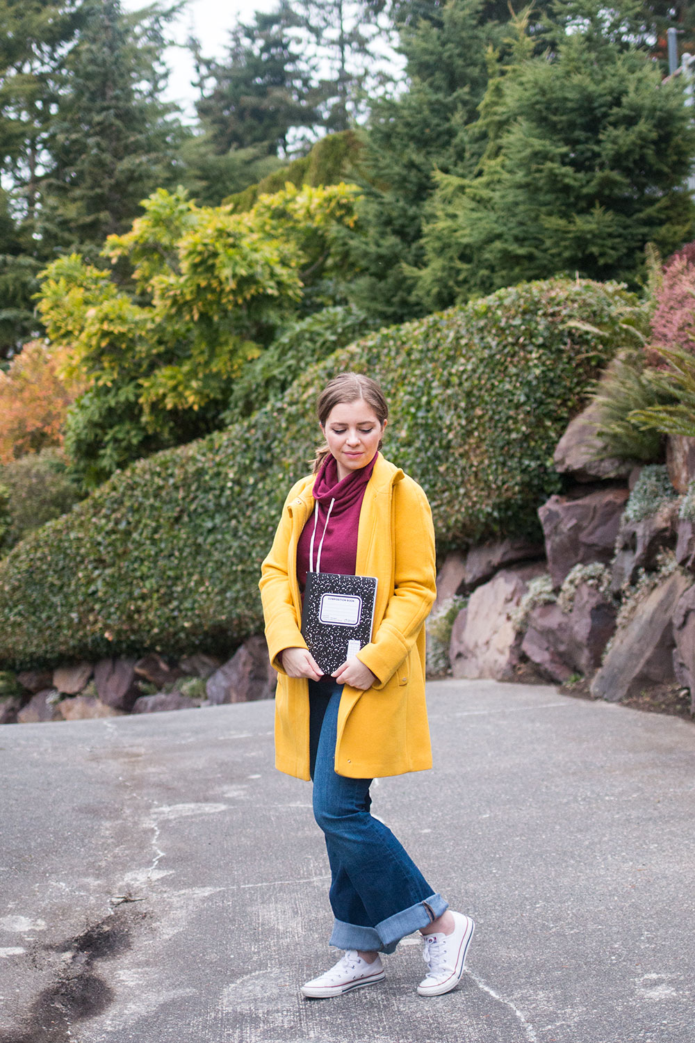 DIY Harriet the Spy Costume for Women // Work Appropriate Halloween Costumes // Hello Rigby Seattle Fashion Blog