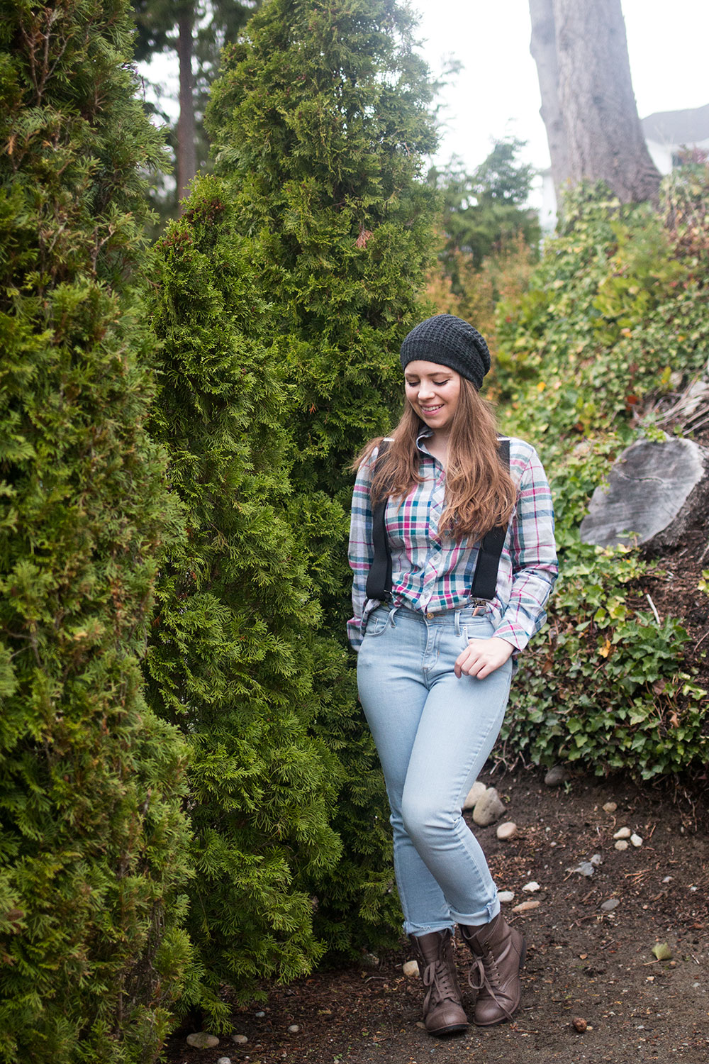 DIY Lumberjack Costume for Women // Halloween Costumes to Wear to Work // Hello Rigby Seattle Fashion Blog