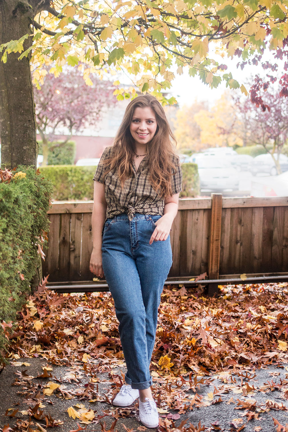 DIY Topanga Lawrence of Boy Meets World Costume // 90s Costume Ideas // Hello Rigby Seattle Fashion Blog