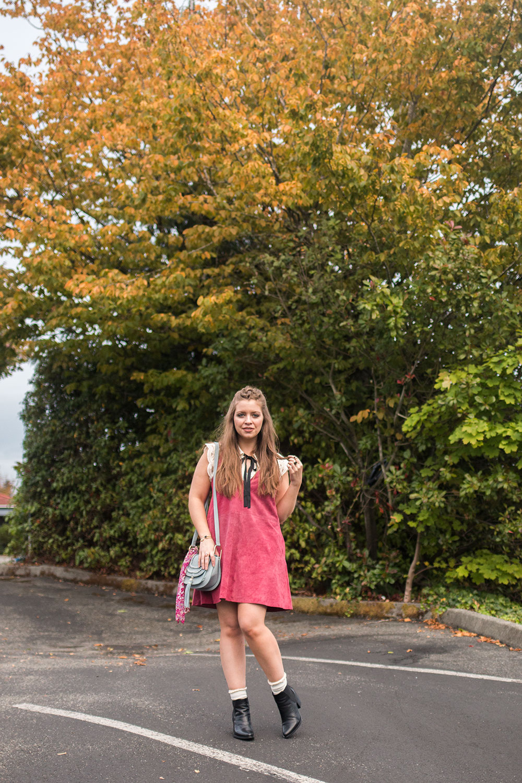 Free People Retro Love Dress + Shopbop Sale Picks // Hello Rigby Seattle Fashion Blog