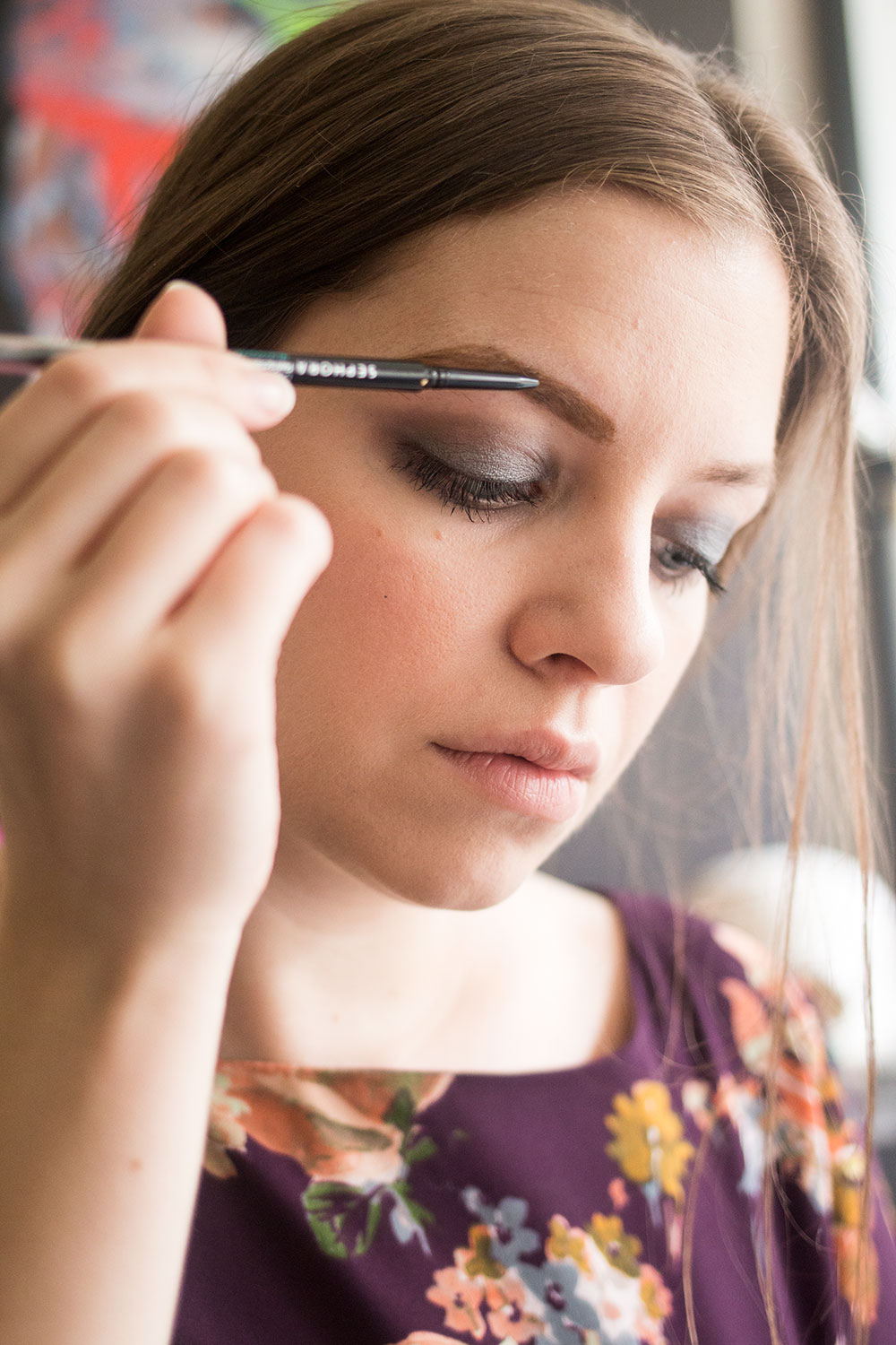 How to Create Easy Office Makeup Look // Hello Rigby Seattle Beauty Blog