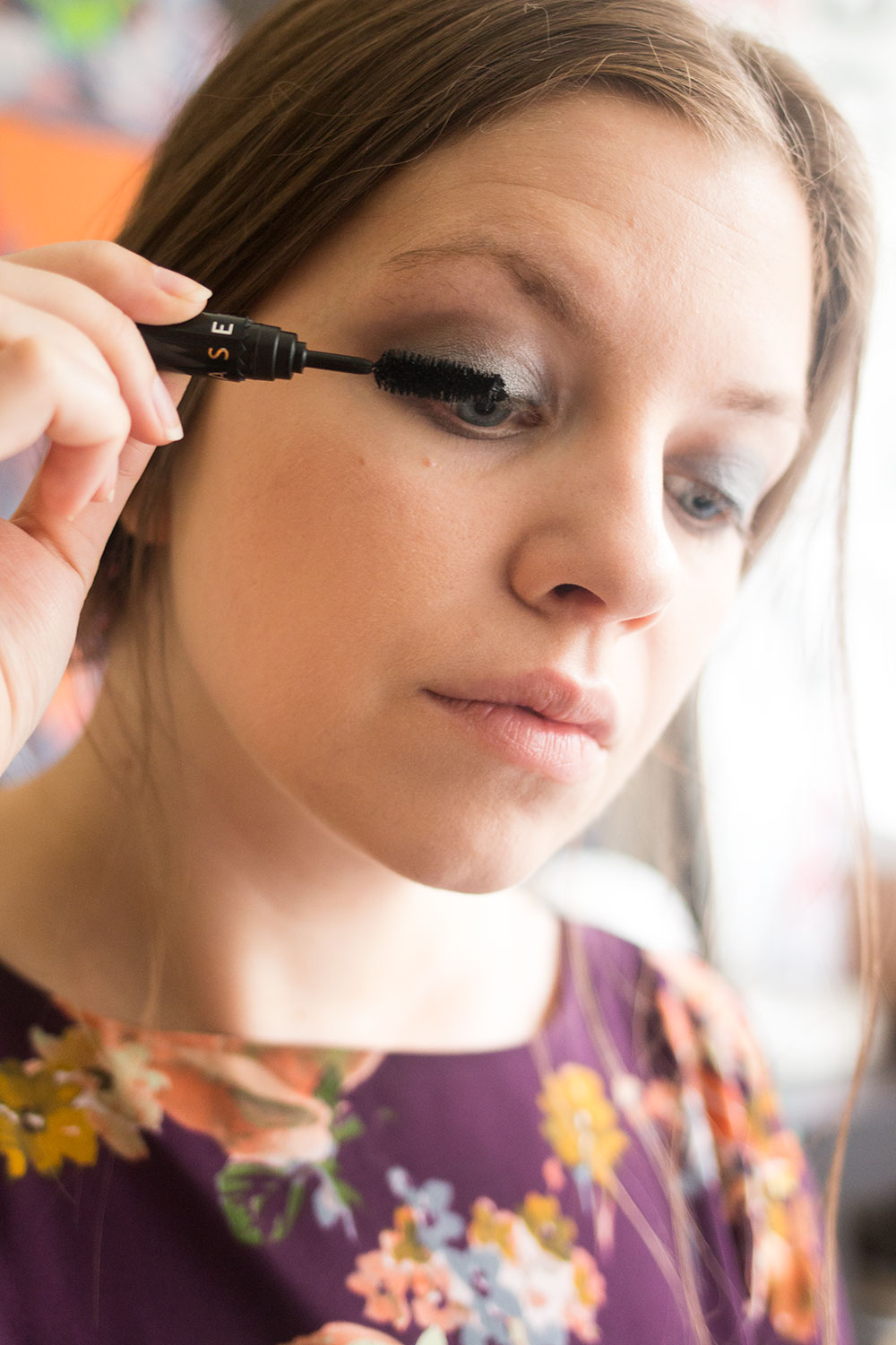 Sephora Collection Mascara // Simple Office Makeup // Hello Rigby Seattle Beauty Blog