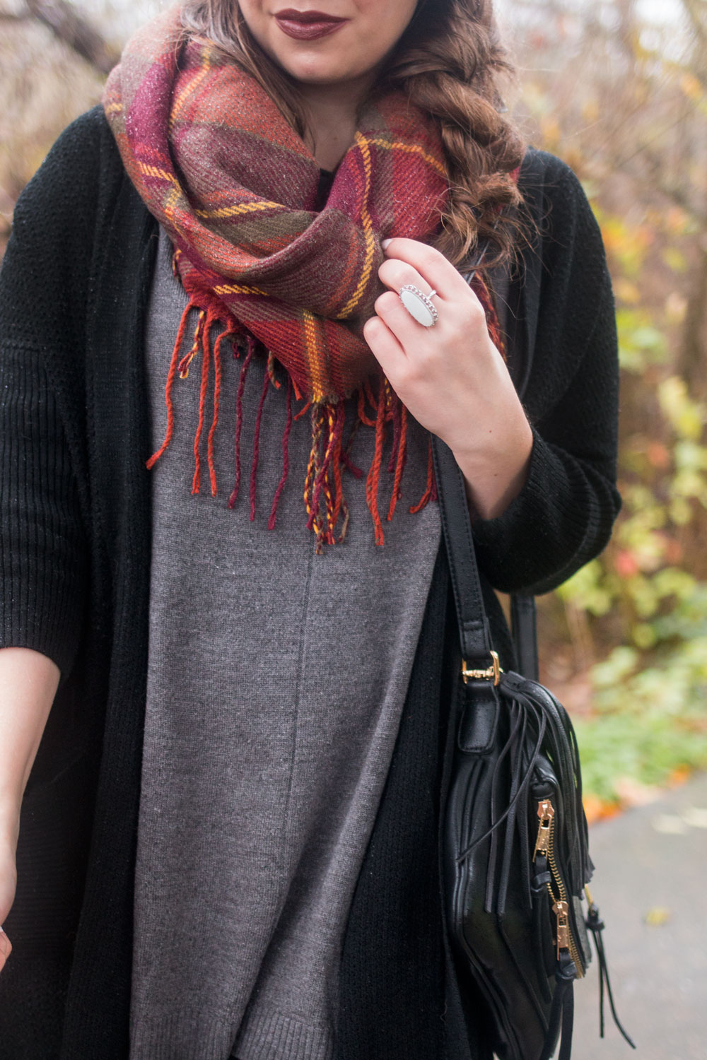 Comfortable Thanksgiving Outfit Ideas // Hello Rigby Seattle Fashion Blog