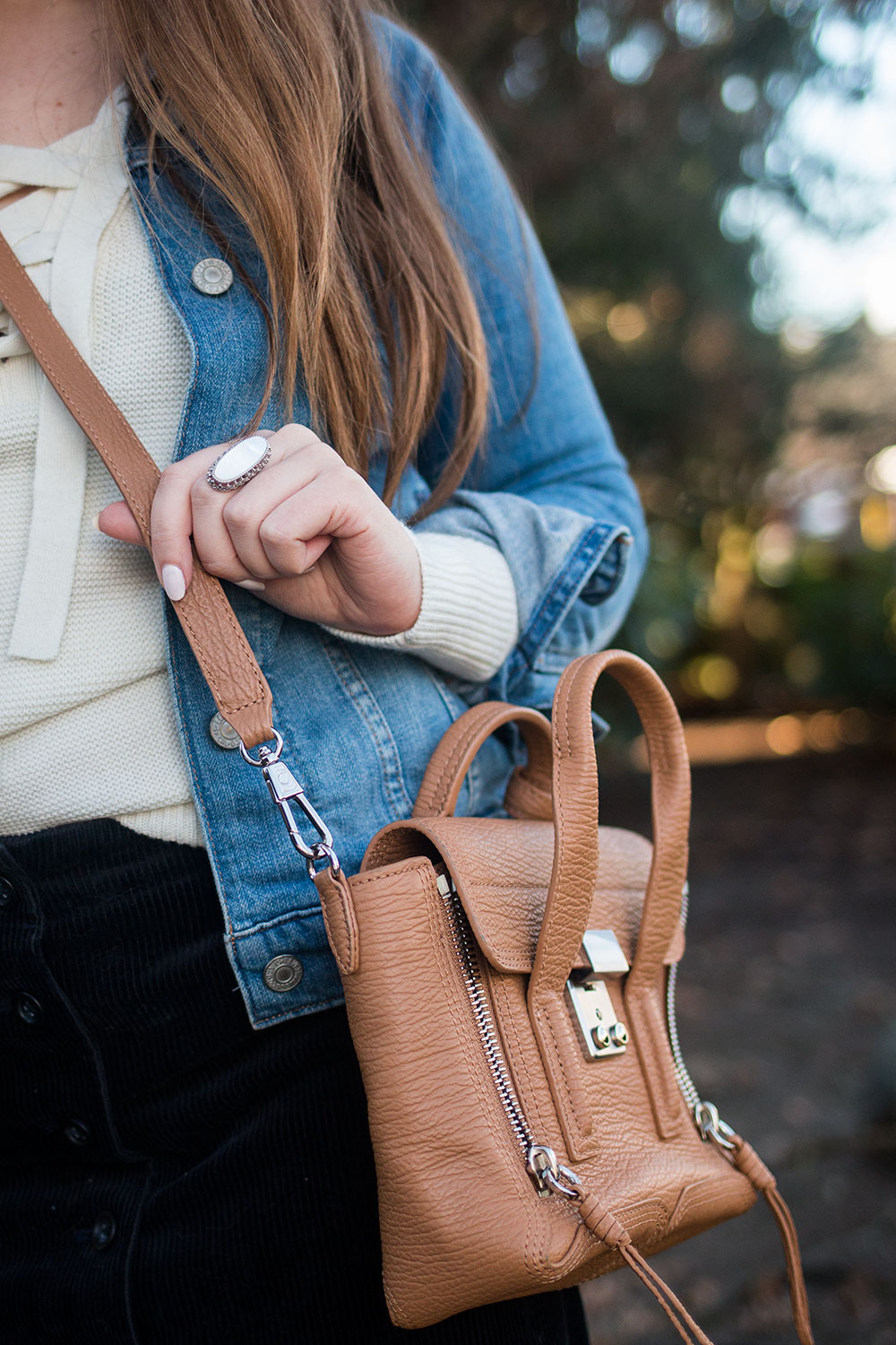 Holiday Gift List Ideas: Philip Lim Mini Pashli Satchel // Hello Rigby Seattle Fashion Blog