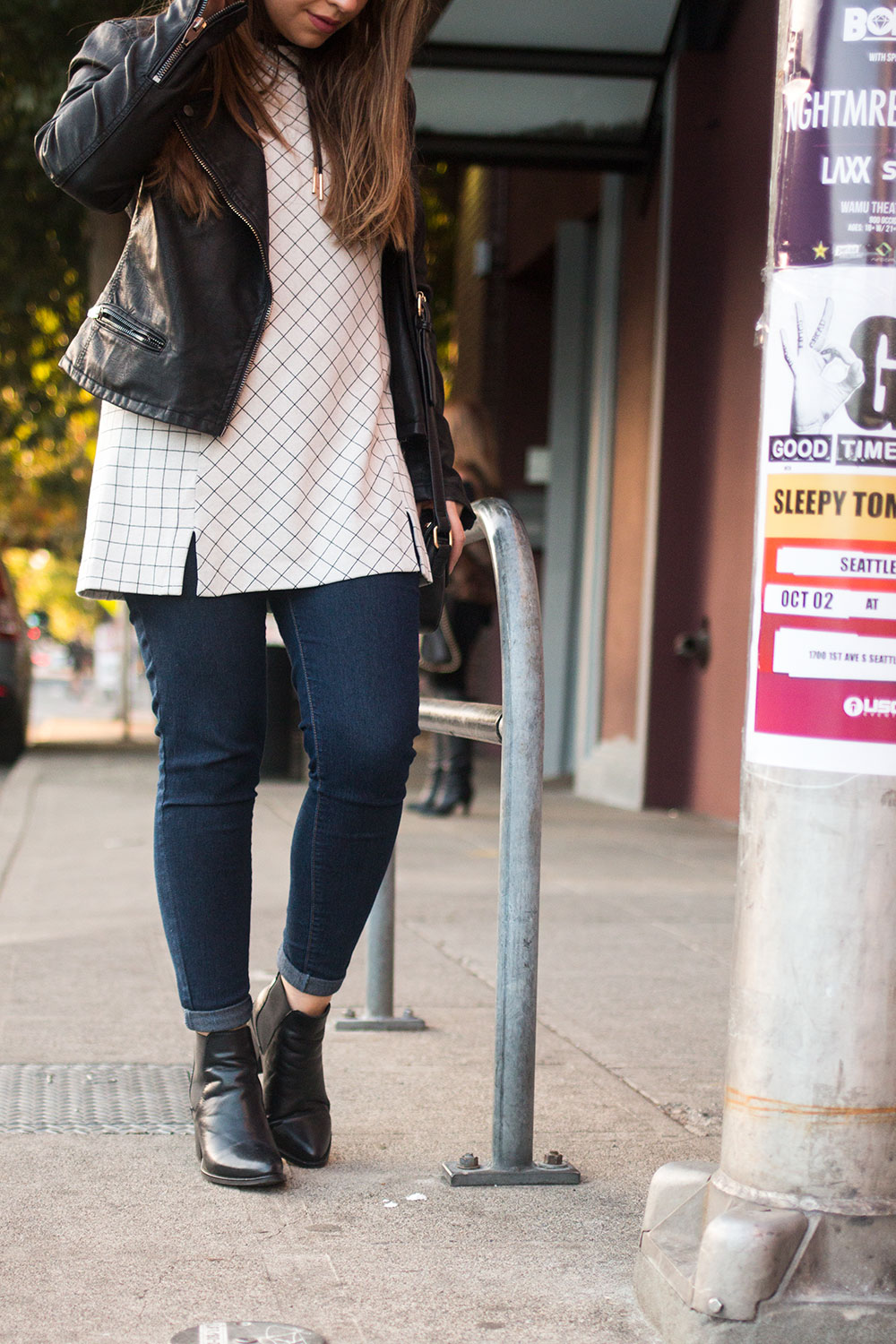 How to Style a Tunic // Hello Rigby Seattle Fashion Blog