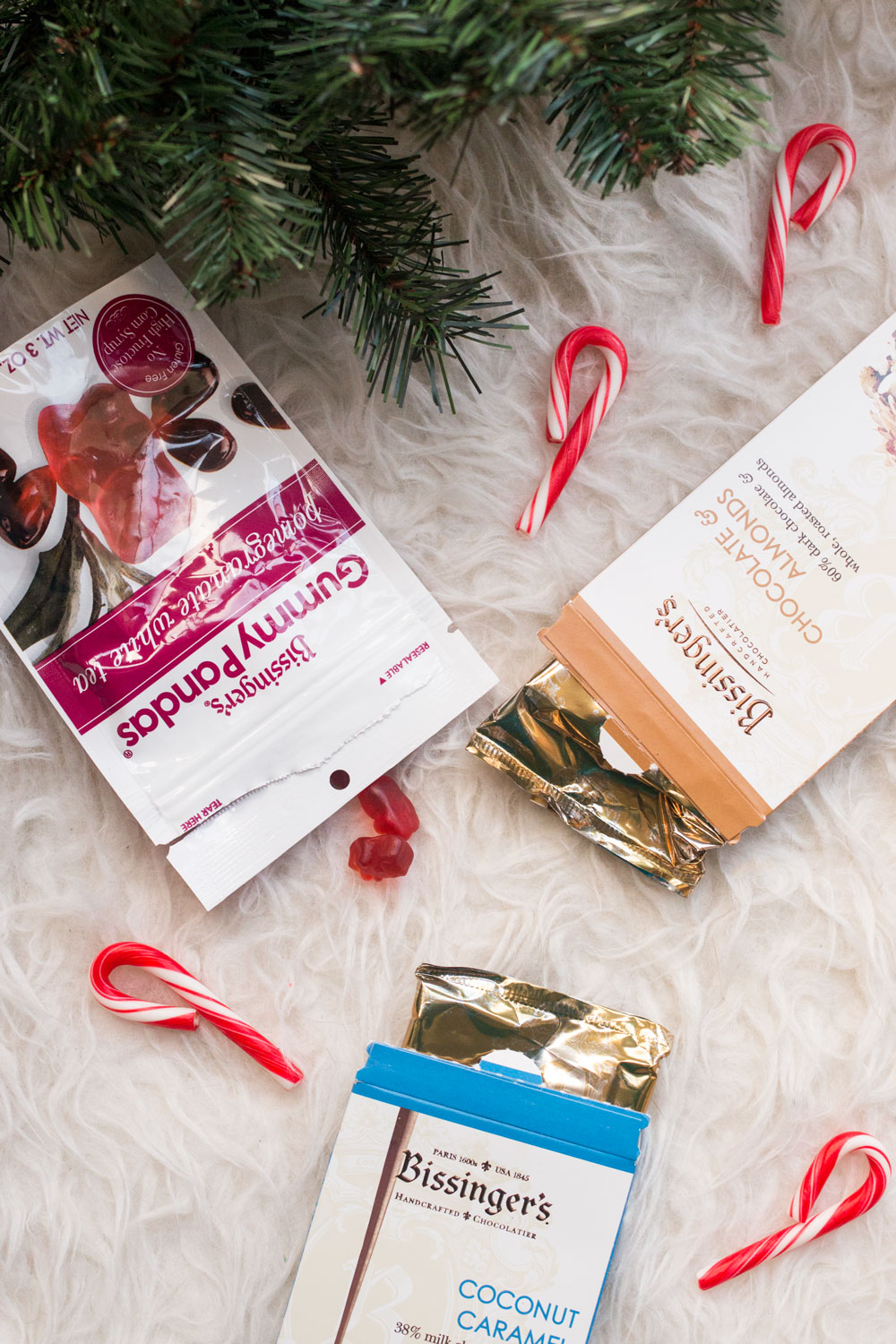 Bissinger's Chocolate Bars and Gummy Pandas Stocking Stuffer Idea // Hello Rigby Seattle Lifestyle Blog