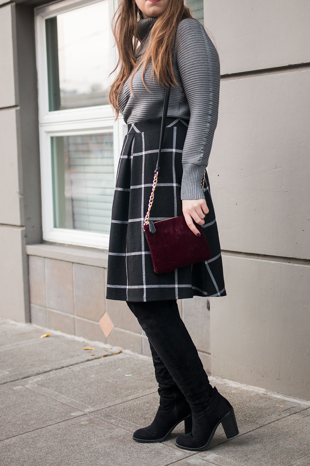 Dressy Winter Outfit Ideas for Every Day // Hello Rigby Seattle Fashion Blog