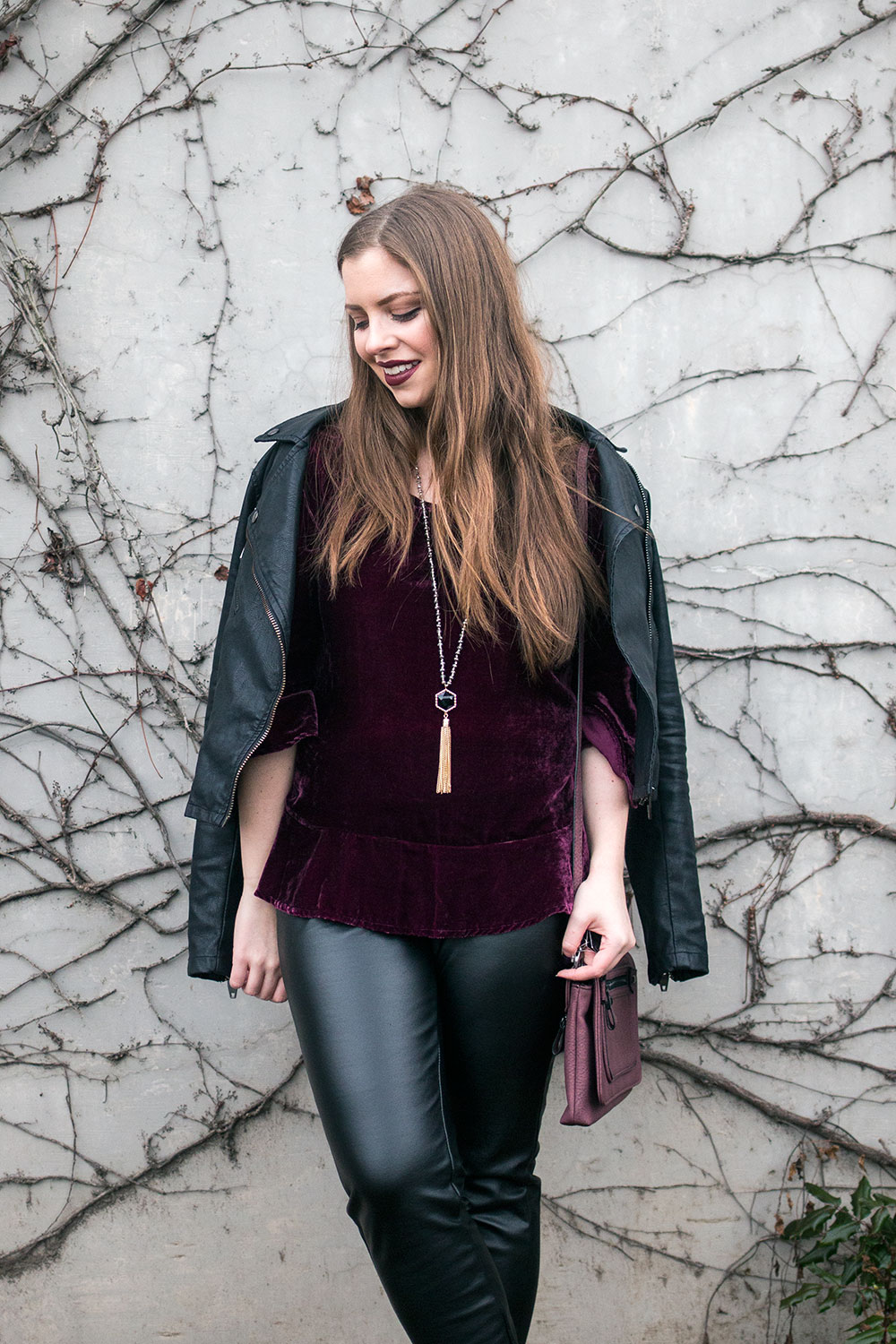 Dressy Winter Outfit Ideas // Hello Rigby Seattle Fashion Blog