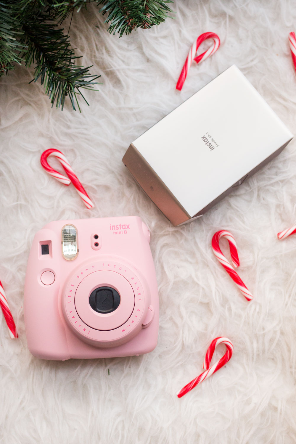 Fujifilm SP-2 Printer + Instax Mini 8 Camera // Last Minute Christmas Shopping Gift Ideas // Hello Rigby Seattle Lifestyle Blog