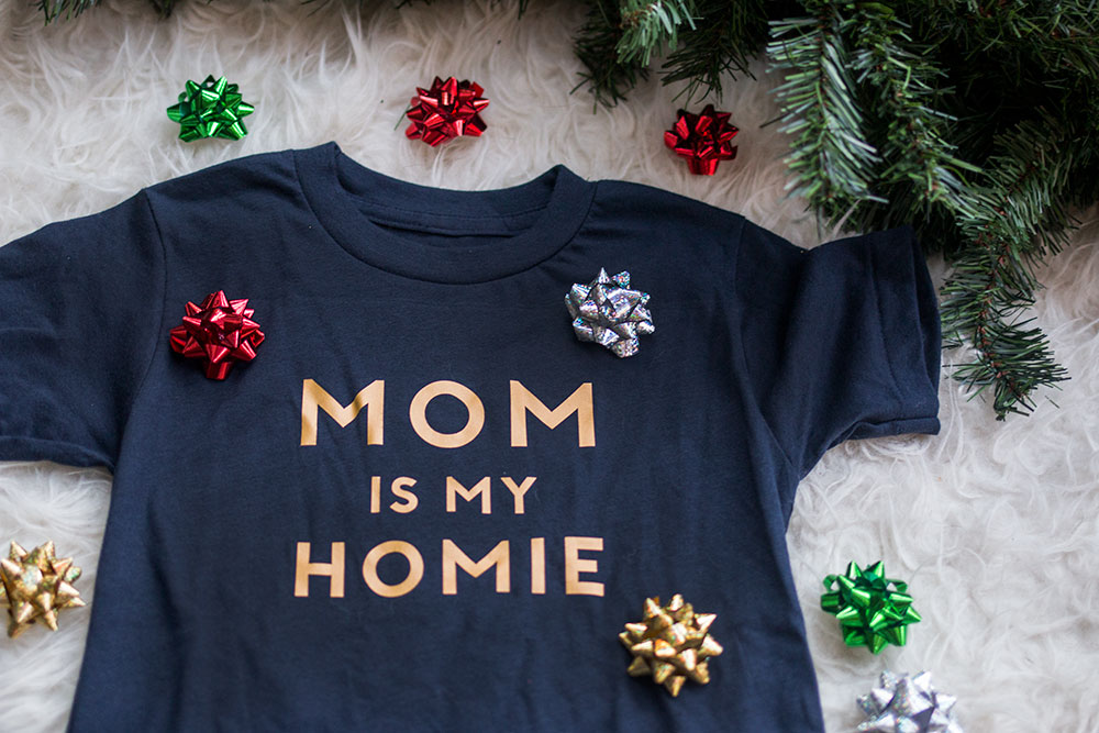 Gifts for Cool Kids // Ace Playfield Mom is My Homie T-Shirt // Hello Rigby Seattle Fashion Blog