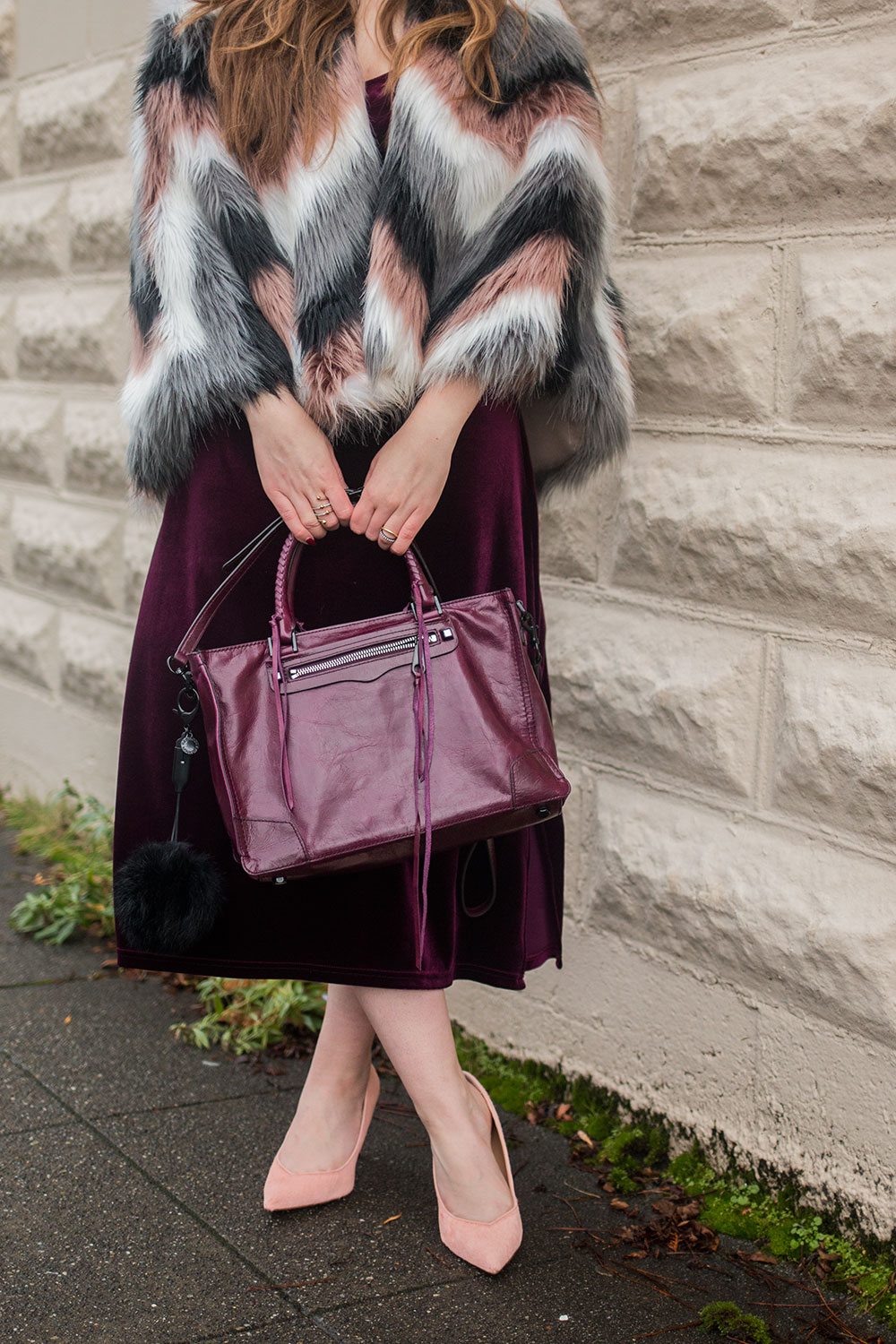 How to Style the Velvet Trend for the Holidays // Hello Rigby Seattle Fashion Blog