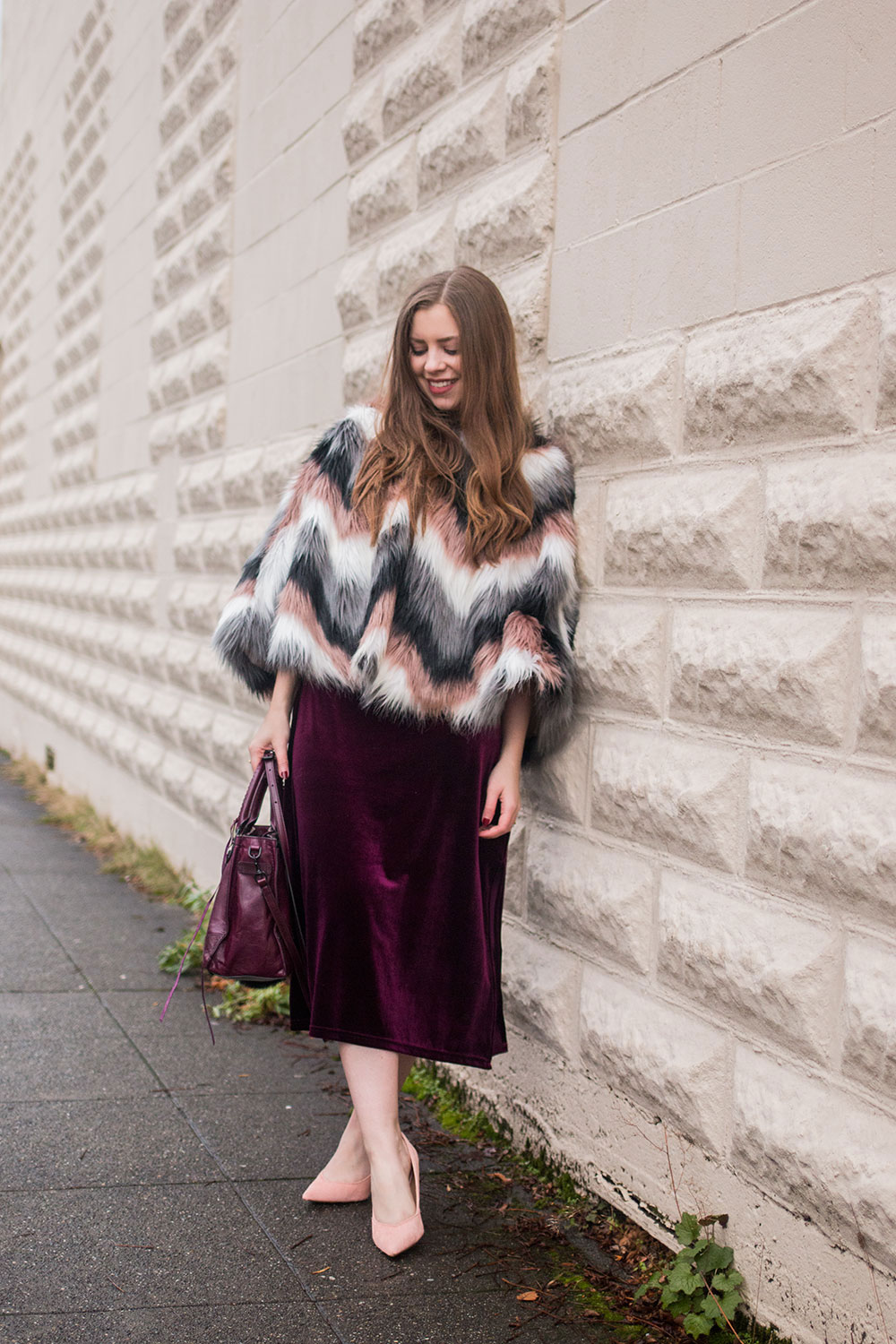 How to Wear the Velvet Trend this Holiday Season // Hello Rigby Seattle Fashion Blog